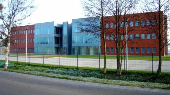 SmartGuy's offices in Goleniowski Park Przemysłowy  /fot.: www.wzp.pl /